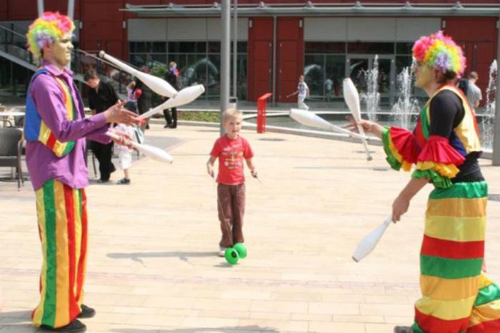 Żonglerzy, kuglarze – duża dawka energii i emocji!